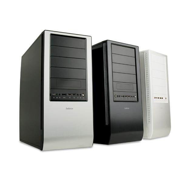 [balance Light B640L] 高コストパフォーマンスを実現したミドルタワーPCケース。直販価格は9,980円(税込)