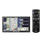 [Strada CN-HW850D] 地上デジタルTV/DVD/CD内蔵HDDカーナビステーション(7V型ワイドVGAモニター)。価格は249,900円(税込)