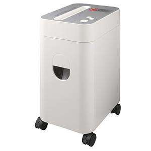 [PSD-30N] 一度に12枚の紙を4×39mmのクロスカットが可能な電動シュレッダー。価格は20,790円(税込)