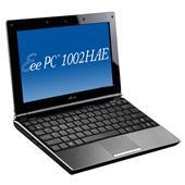 [Eee PC 1002HAE] Atom N280/1GBメモリー/160GB HDD/Draft2.0 IEEE802.11n対応無線LANを備えた薄型アルミボディの10型ワイド液晶搭載Netbook。価格は49,800円