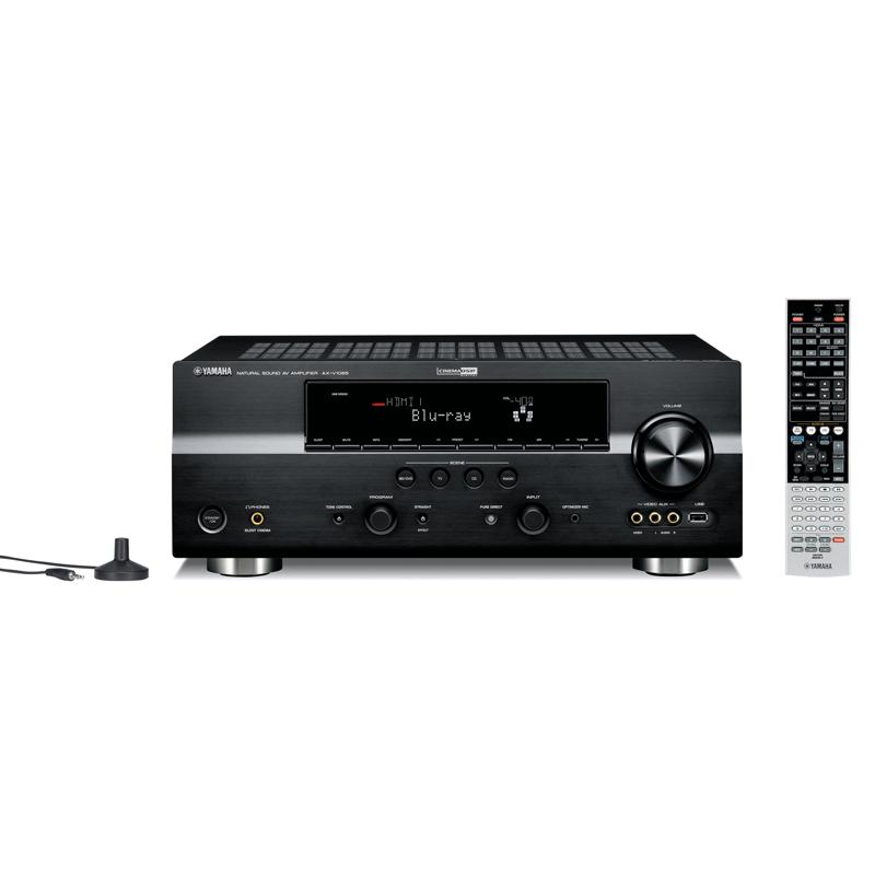 [AX-V1065] シネマDSP<3Dモード>/HDMIリンク機能/ビデオアップスケーリング機能などを備えたAVアンプ(カスタムチューンモデル)。価格は110,250円(税込)