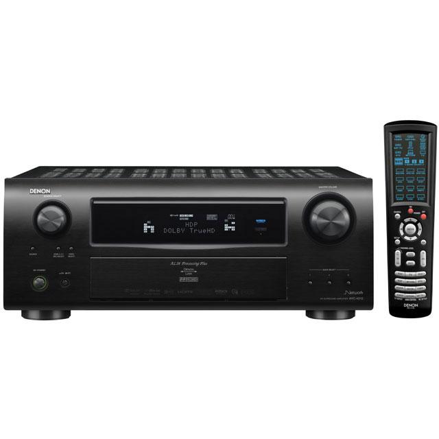 [AVC-4310] DENON LINK 4thやAudyssey DSX/Dolby Pro Logic IIzデコードに対応したAVアンプ。価格は252,000円(税込)