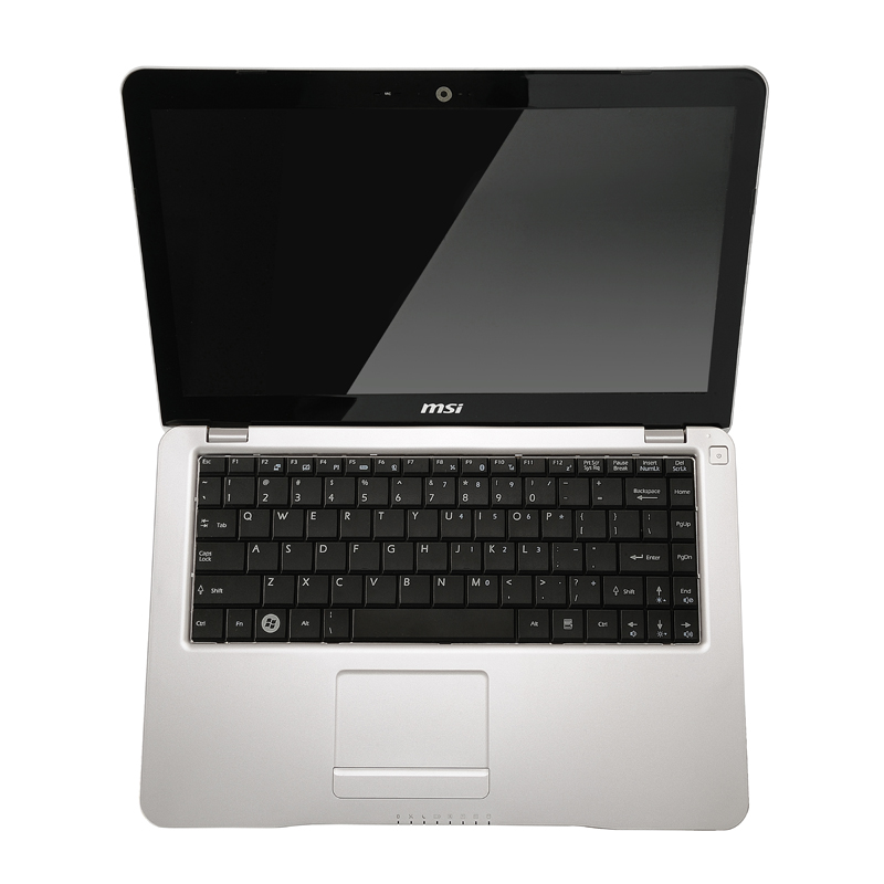 [X340 Super-SV] Core 2 Solo SU3500/2GBメモリー/320GB HDDなどを備えた13.3型ワイド液晶搭載ウルトラスリムノートPC(シルバー)。市場想定価格は99,800円前後
