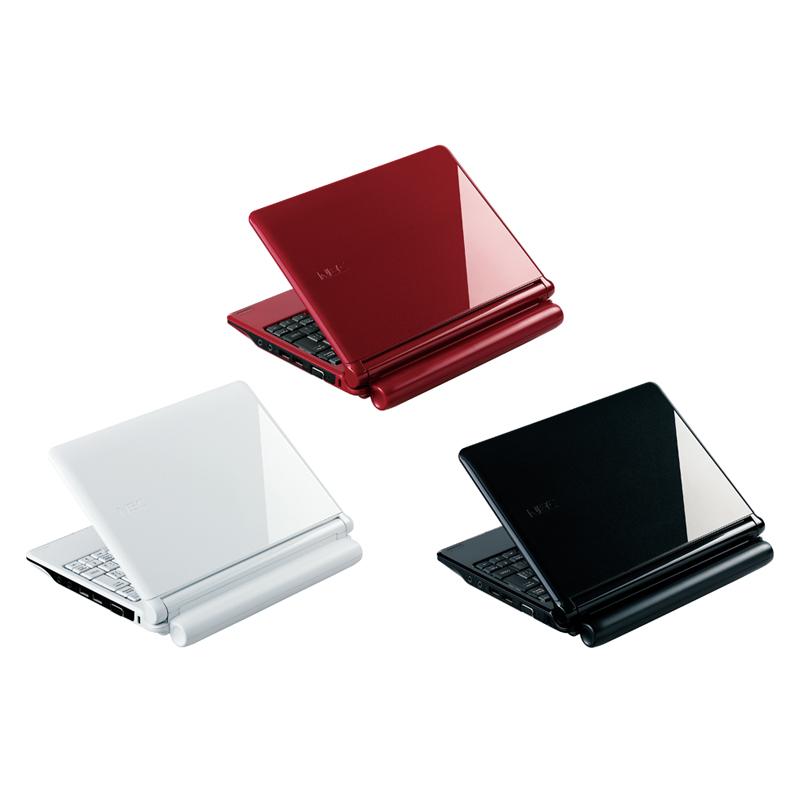 [LaVie Light BL350/TA] Atom N280/1GBメモリー/160GB HDD/16GB SSD/Draft2.0 IEEE802.11n対応無線LAN/大容量バッテリーパック/1024×600ドット表示対応10.1型ワイド液晶搭載NetBook。市場想定価格は70,000円前後