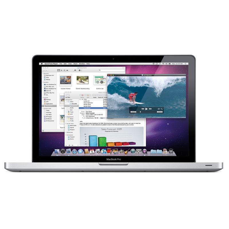 [Mac OS X Snow Leopard] システムの最適化がはかられたMacOS X 10.5 Leopardの改良版