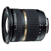 [SP AF 10-24mm F/3.5-4.5 Di II LD Aspherical [IF] (Model B001)] APS-Cサイズ相当の撮像素子を備えたデジタル一眼レフカメラ専用の広角ズームレンズ(キヤノン用/最短撮影距離0.24m)。価格は71,400円(税込)