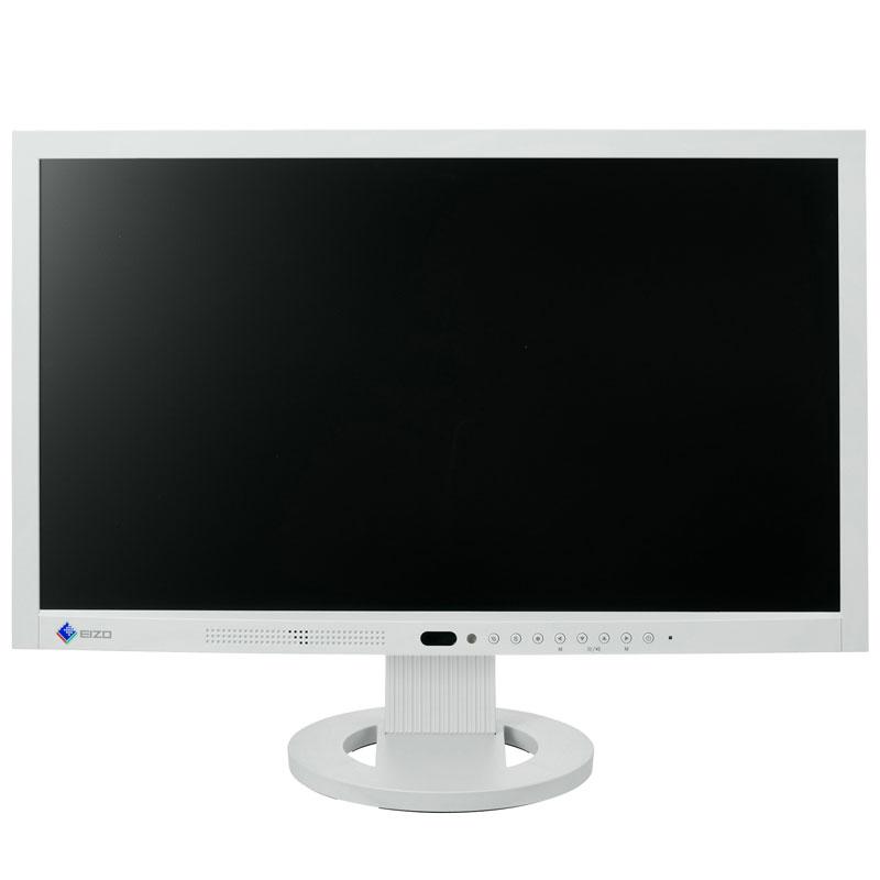 [FlexScan EV2333W] 人感センサー「EcoView Sense」やDisplayPortを搭載したフルハイビジョン表示対応23型液晶ディスプレイ。価格はオープン