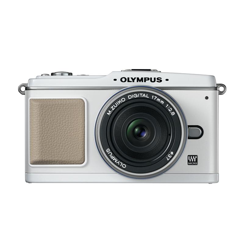 [E-P1] 1230万画素Live MOSセンサー/TruePic V/ボディ内手ブレ補正機構をなどを備えたデジタル一眼カメラ。価格はオープン