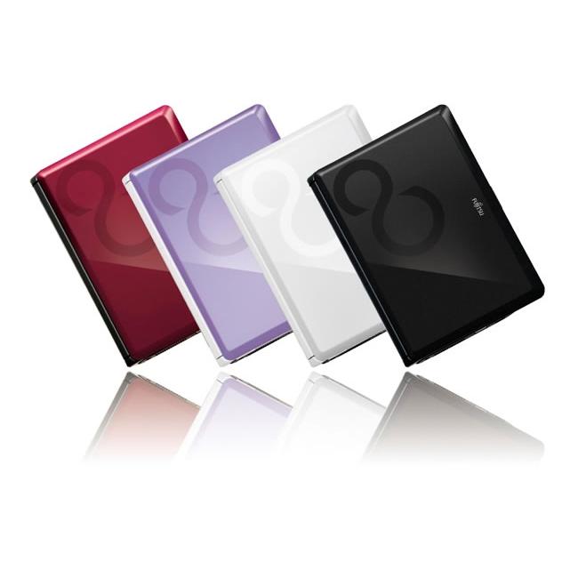 [FMV-BIBLO LOOX M/D15] Atom N280/1GBメモリー/160GB HDD/IEEE 802.11b・g対応無線LANなどを備えた10.1型ワイド液晶搭載NetBook。価格はオープン