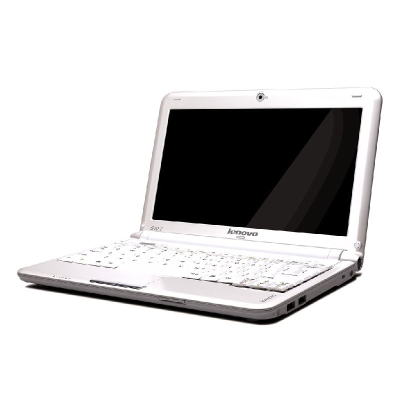 [IdeaPad S10-2 2957J2J] Atom N270/1GBメモリー/160GB HDD/IEEE802.11b・g対応無線LANなどを備えた10.1型液晶搭載NetBook(パールホワイト)。価格はオープン