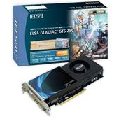 [ELSA GLADIAC GTS 250 512MB The Tower of AION 限定パッケージ版] 完成型MMORPG「The Power of AION」推奨のGeForce GTS 250搭載PCI Express2.0 x16バス用ビデオカード(GDDR3-SDRAM 2GB)