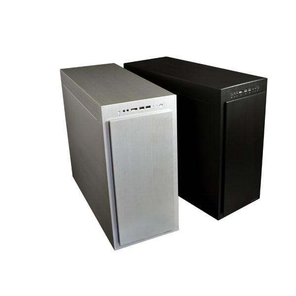 [AS Enclosure 80X] ドアギミックやラダーベイを採用したExtended-ATX/ATX/Micro-ATX/Mini-ITX対応静音タワーPCケース。直販価格は34,980円(税込)
