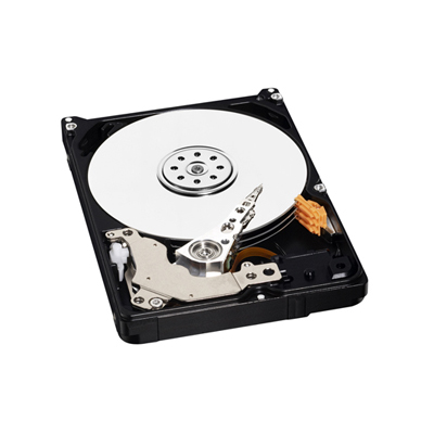 [WD10TEVT (1TB 12.5mm)] 容量1TBを実現した2.5インチSATA HDD