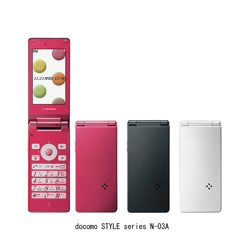 [docomo STYLE series N-03A]