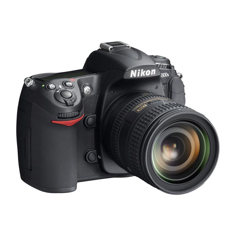 [Dムービーを搭載しているデジタル一眼レフカメラ「D300S」]