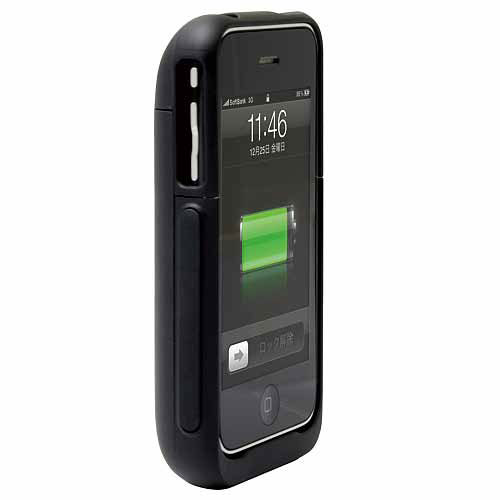 [CHARGE CASE for iPhone 3GS / 3G RK-LL612K]