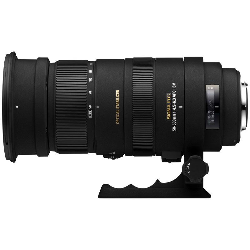 [SIGMA APO 50-500mm F4.5-6.3 DG OS HSM]