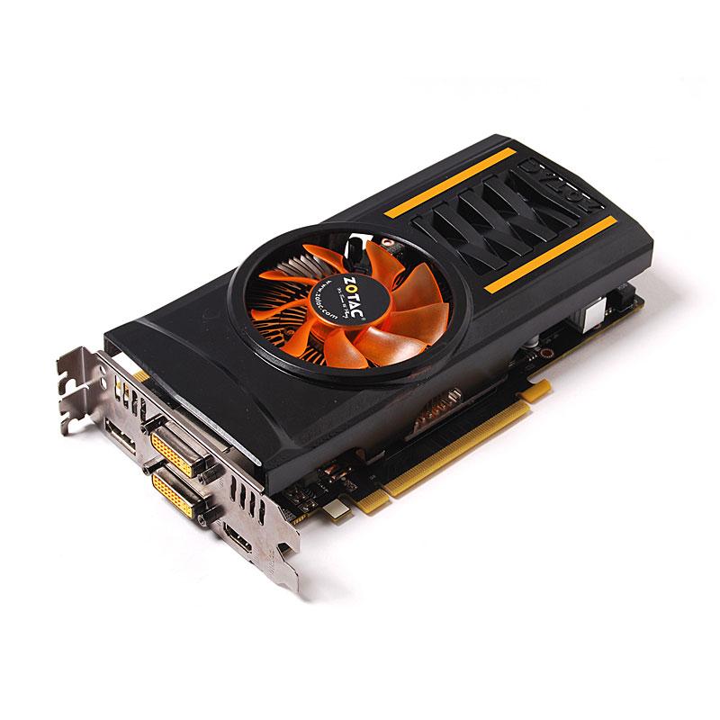 [ZOTAC GeForce GTX460 Dual slot Dual DVI+DP+HDMI]