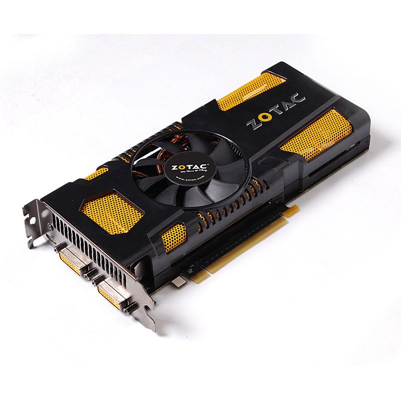 [ZOTAC GeForce GTX 560 Ti AMP! Editon ZT-50302-10M]