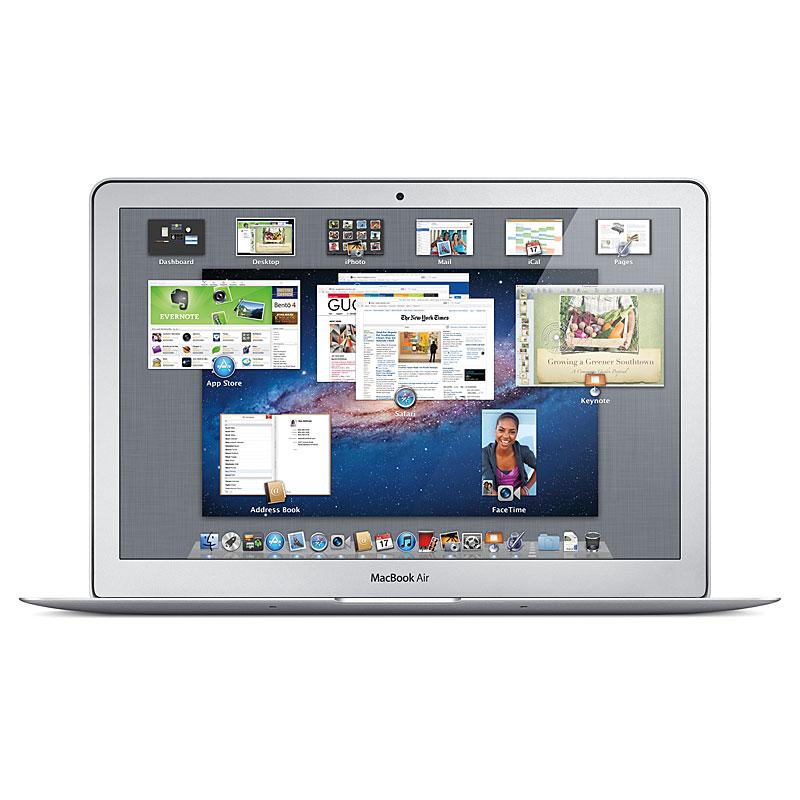 [Mac OS X Lion]