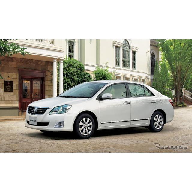 トヨタ自動車は、『プレミオ』と『アリオン』にそれぞれ特別仕様車を設定し、10月3日より販売を開始した。...