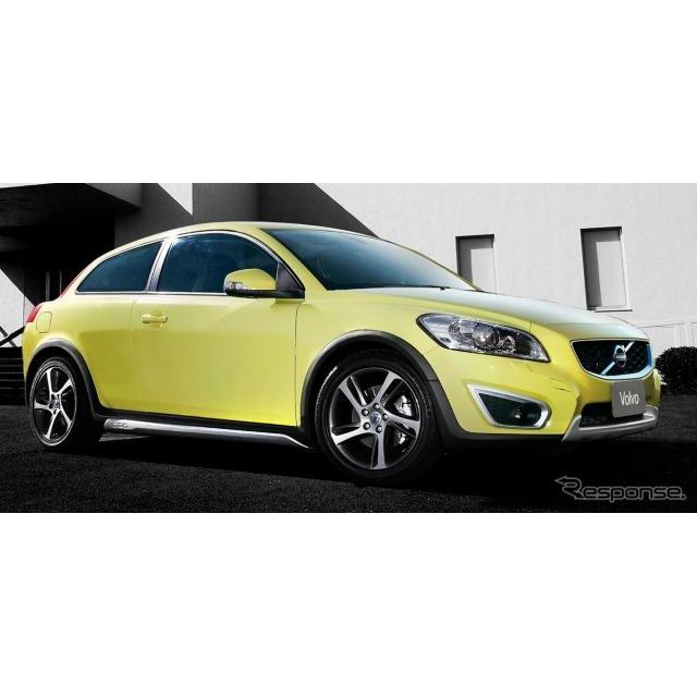 ボルボ・カーズ・ジャパンは17日、ボルボ『C30』に特別仕様車「Hello Yellow Edition」を設定して、販売を...