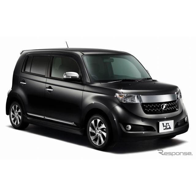 トヨタ自動車は24日、『bB』に「S 煌」、「Z 煌」を新設定したほか、一部改良を施し、販売を開始した。  ...