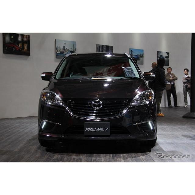 マツダは、『プレマシー』の特別仕様車「20S Prestige Style」をベースとした「20S Prestige Style-2012」...