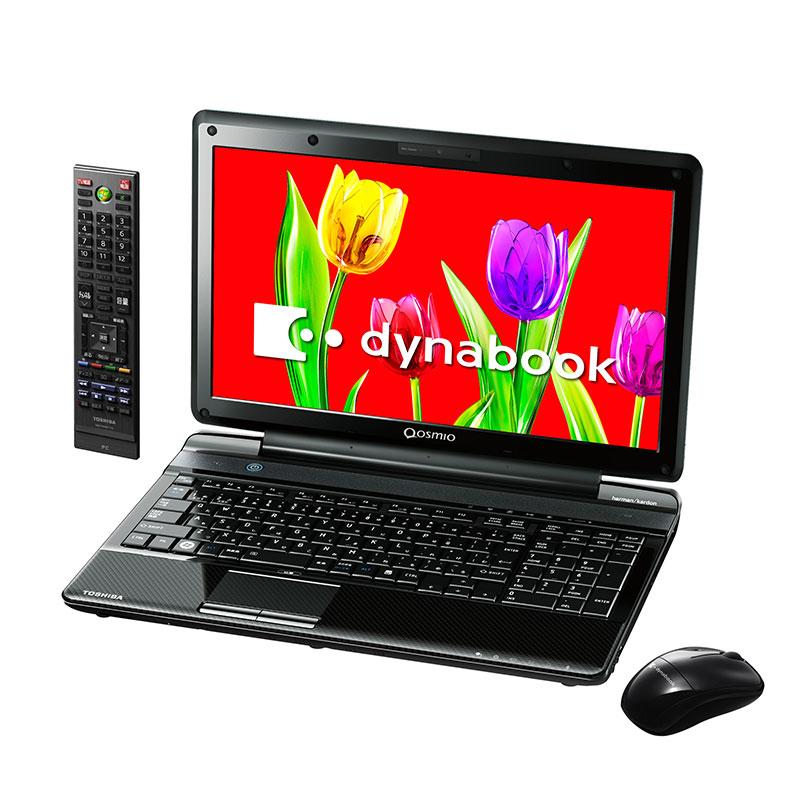 東芝、REGZAと連携するAVノートPC「dynabook Qosmio」