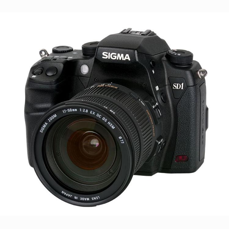 SIGMA SD1 Merrill 17-50 mm F2.8 EX DC OS HSM レンズキット