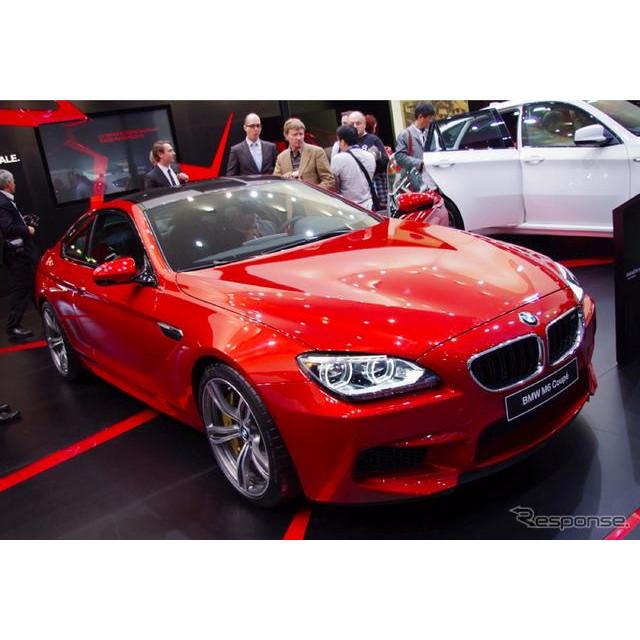 BMW M6クーペ(ジュネーブモーターショー12)
