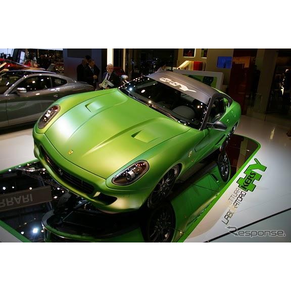 イタリアのスーパーカーメーカー、フェラーリ。同社のトップが、市販車へのハイブリッド技術の導入に関して...