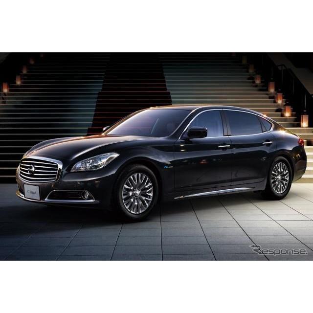 日産自動車は、新型『シーマ』を5月21日から発売を開始する。  今回5代目となる新型シーマは、圧倒的な走...