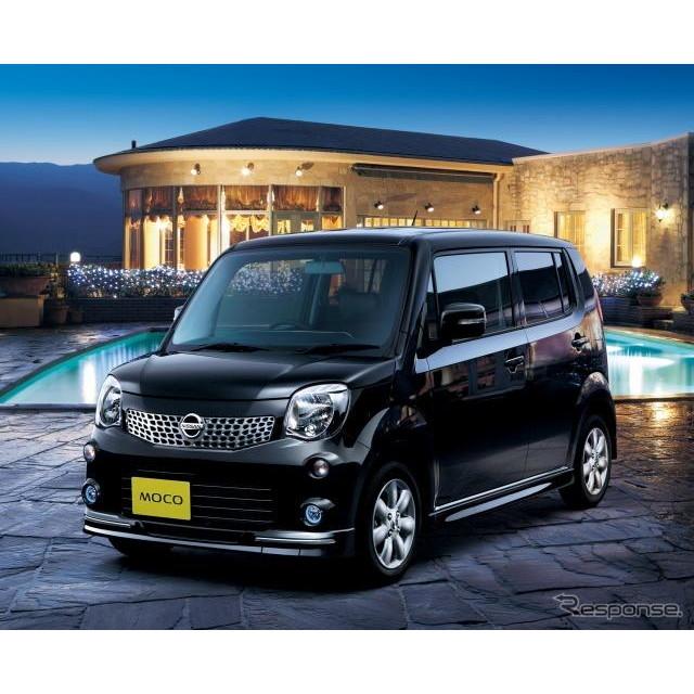 日産自動車の関連会社オーテックジャパンは、『モコ』のマイナーチェンジに伴い、特別仕様車「エアロスタイ...