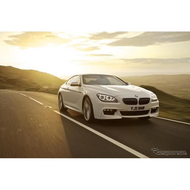 BMWは21日、欧州向けの『6シリーズ』と『5シリーズ』の2012年モデルを発表した。  2012年モデルでは、最...