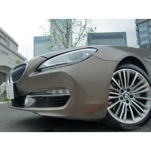 ビー・エム・ダブリュー(BMWジャパン)から発売された、『6シリーズグランクーペ』のターゲットユーザーは...