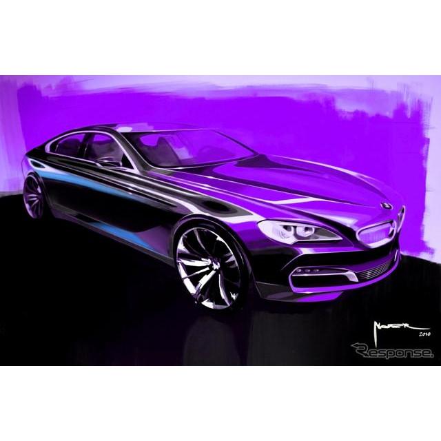 ビー・エム・ダブリュー(BMWジャパン)から発売された『6シリーズグランクーペ』はBMW初の4ドアラグジュア...