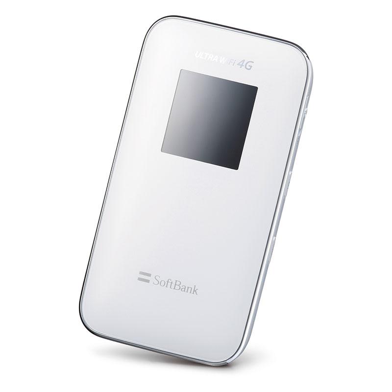 ULTRA WiFi 4G SoftBank 102Z