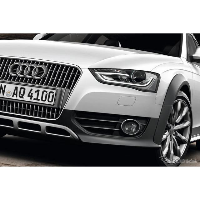 アウディ ジャパンは、新型『A4オールロード クワトロ』を発表。8月21日より全国限定200台で販売を開始した...