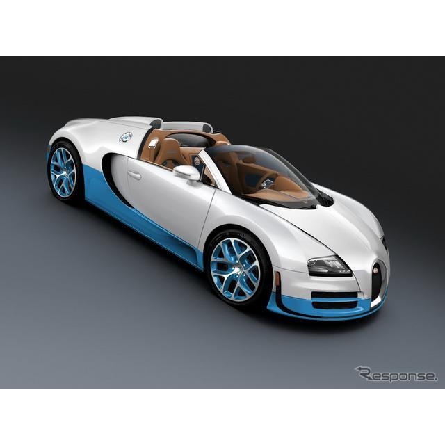 世界最強、最速、そして最も高価なことで知られるフランスのスーパーメーカー、ブガッティ『ヴェイロン』。...