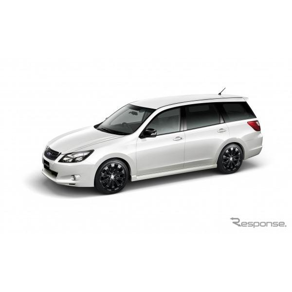 富士重工業は、スバル『エクシーガ』の特別仕様車「2.5i spec.B EyeSight」を10月5日より発売を開始する。...