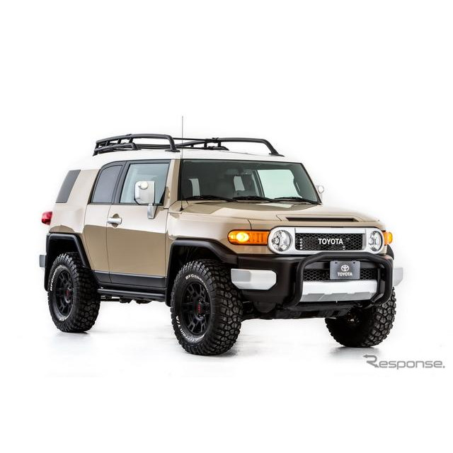 トヨタ自動車の米国法人、米国トヨタ販売は10月25日、ラスベガスで10月30日に開幕するSEMAショー12において...