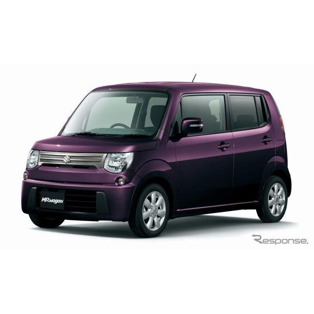 スズキは、軽乗用車『MRワゴン』に、特別仕様車『MRワゴン ECO-Xセレクション』『MRワゴン Xセレクション』...