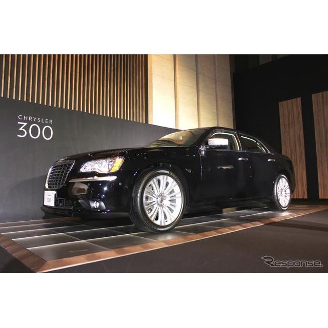 フィアットクライスラージャパンは、クライスラー『300』を12月15日より発売を開始する。価格は398万円から...