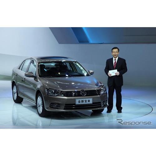 欧州の自動車最大手のフォルクスワーゲンと第一汽車(FAW)の中国合弁、一汽フォルクスワーゲンは11月22日...