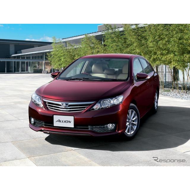 トヨタ自動車は、『プレミオ』ならびに『アリオン』を一部改良し、12月4日より販売を開始した。  今回の...