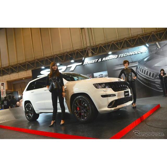 フィアット クライスラー ジャパンは『東京オートサロン13』にて、『SRT』ブランドを国内発売を開始すると...