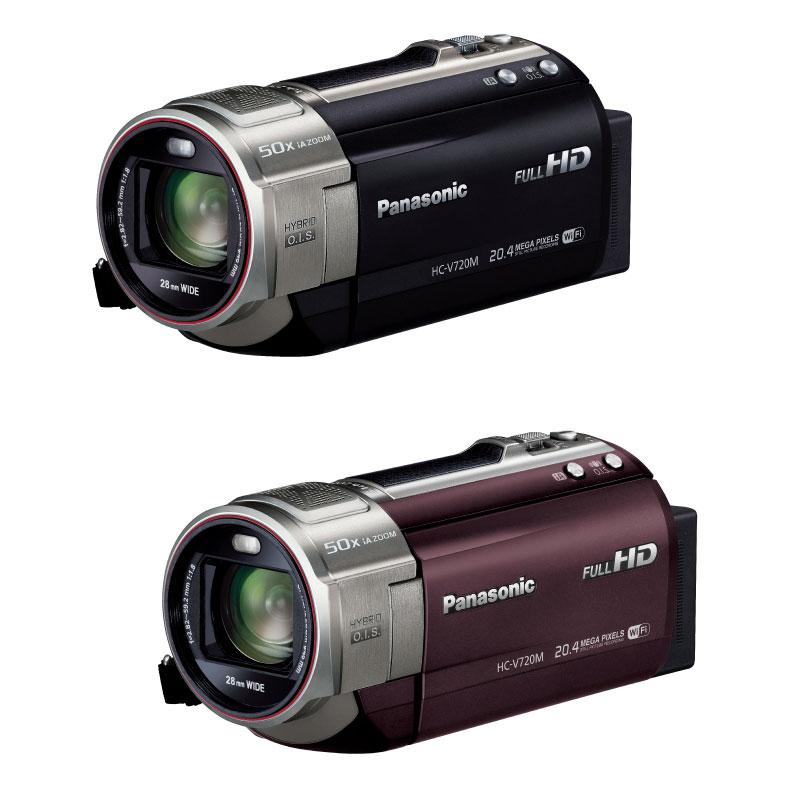 HC-V720M