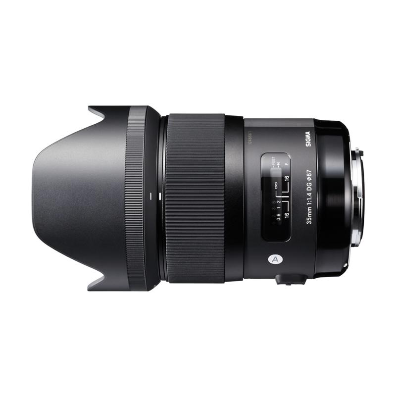 SIGMA 35mm F1.4 DG HSM [ニコン用]
