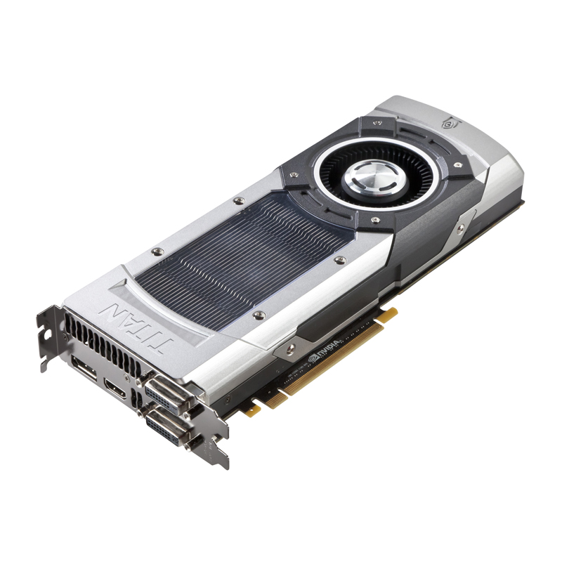 ZOTAC GeForce GTX TITAN ZTGTXTITAN-6GD5R01/ZT-70701-10P